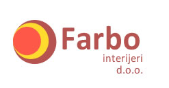 Farbo interijeri Logo